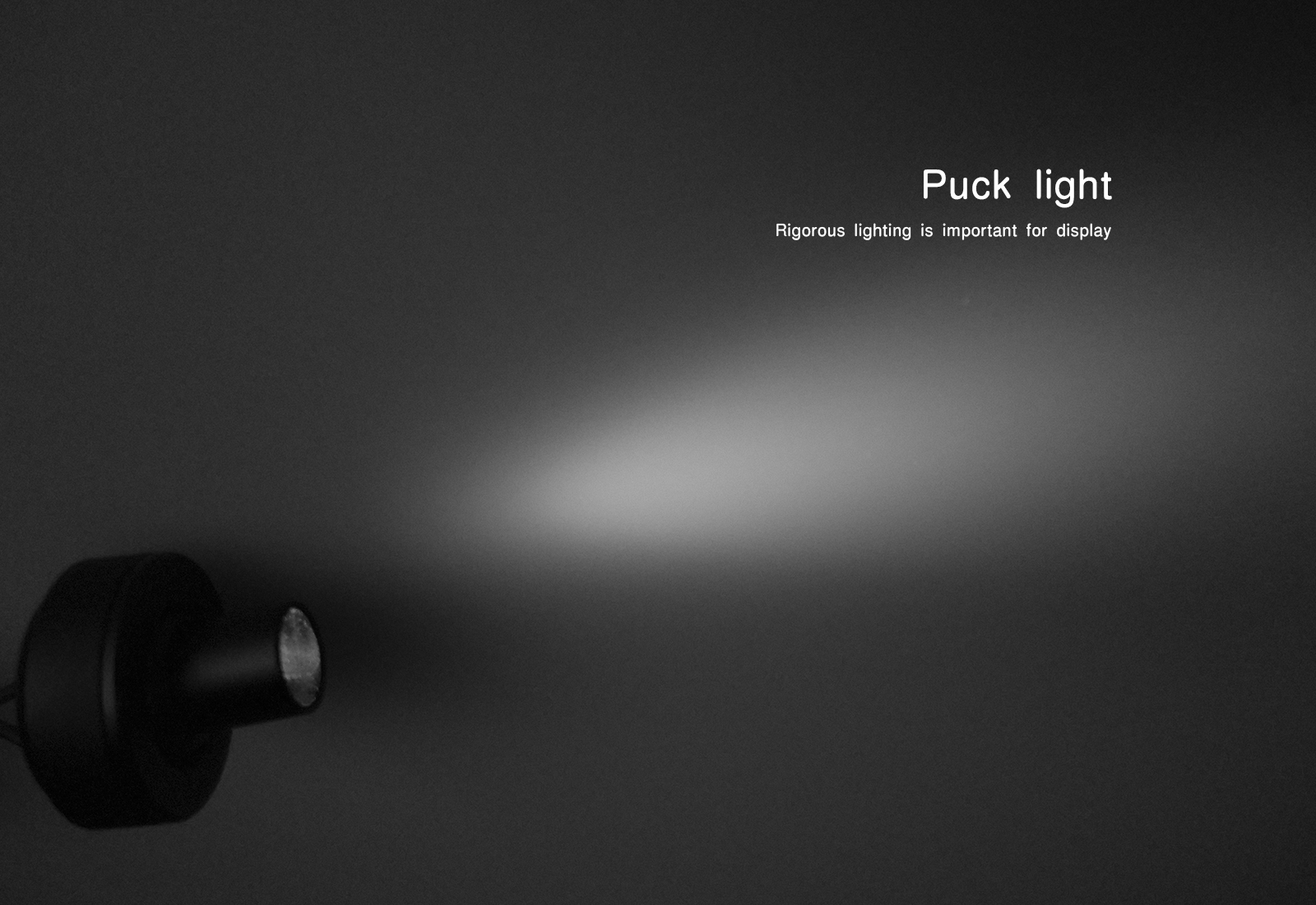 Embedded puck light